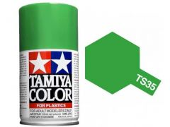 TAMIYA TS-35 PARK GREEN SPRAY PAINT FOR PLASTICS