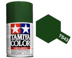 TAMIYA TS-43 RACING GREEN SPRAY PAINT FOR PLASTICS