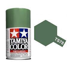 TAMIYA TS 78 FIELD GRAY SPRAY PAINT FOR PLASTICS