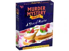 MURDER MYSTERY PARTY - A SLICE OF MURDER