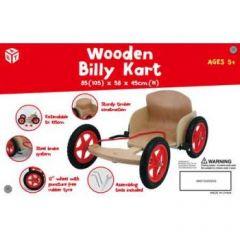 WOODEN BILLY KART