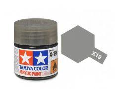 TAMIYA ACRYLIC X-19 SMOKE GLOSS