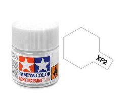 TAMIYA ACRYLIC XF 2 FLAT WHITE