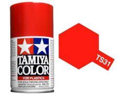 TAMIYA TS-31 BRIGHT ORANGE SPRAY PAINT FOR PLASTICS